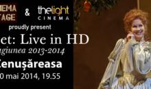 Cenusareasa (Rossini) – The Met: Live in Hd 2014