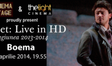 Boema (Puccini) – The Met: Live in Hd 2014 din Bucuresti