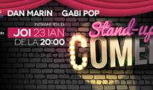 STAND UP COMEDY@Stuf Vama Veche