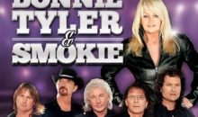 Bonnie Tyler si Smokie – 2 concerte memorabile, peste 3 ore de hituri la Sala Polivalenta