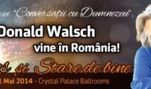 """Conferinta """"SUCCES SI STARE DE BINE""""  la Crystal Palace Ballroom : 20-21 mai"""
