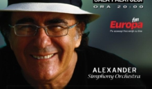 Concert Al Bano si Alexander Simphony Orchestra la Sala Palatului