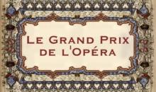 """Concursul Internațional de Canto """"Le Grand Prix de l'Opera"""" – Gala LaureaȚIlor"""
