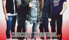 Concert caritabil Trooper
