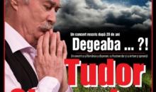 """Concert TUDOR GHEORGHE – """"DEGEABA"""" – Sala Palatului"""