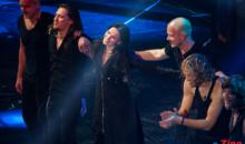 Poze de la concertul Tarja si Crimson Blue la Sala Palatului din Bucuresti