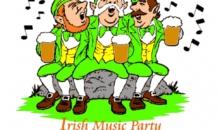Irish Music Party in Zappa Rock & More, cu Blackbeers