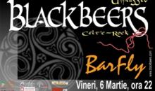 Concert unplugged cu cei de la Blackbeers