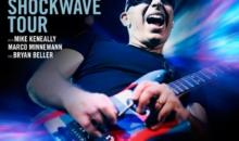 Doua concerte Joe Satriani in Romania in aceasta toamna