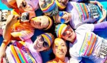 The Color Run Shine Tour 2015 – Bucuresti, Piata Constitutiei