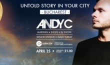 Untold Story in Your City – Andy C in Bucharest