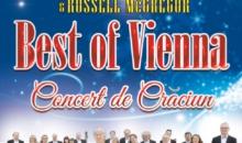 Concert JOHANN STRAUSS ENSEMBLE in Romania, pentru al 11-lea an consecutiv