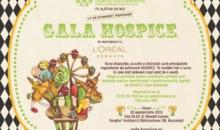Gala HOSPICE, un eveniment caritabil dedicat copiilor din România care înfruntă o boală incurabilă
