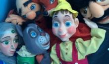 """Pinocchio"" vine in Parcul Al. I. Cuza (IOR)"