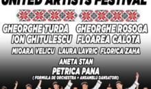 Gheorghe Turda, Floarea Calota, Laura Lavric, Mioara Velicu si multi altii canta la Arenele Romane