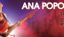 Contert Ana Popović la Cinema Patria Bucuresti