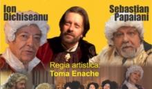 """Amadeus"", premiera teatrală sub regia lui Toma Enache"