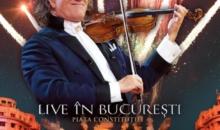 André Rieu – profund afectat de stirile tragice  a venit in vizita la Bucuresti