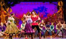 Disney Beauty and The Beast: distribuție americană și coloană sonoră excepțională