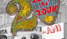 Aniversarea Zdob si Zdub 20 de ani se reprogrameaza pe 17 ianuarie 2016