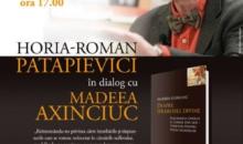 Despre ierarhiile divine cu Horia-Roman Patapievici şi Madeea Axinciuc, la Librăria Humanitas de la Cişmigiu