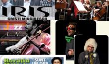Spectacolele lunii decembrie la Bucuresti: rock simfonic, teatru, muzica clasica, jazz si colinde
