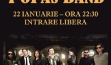 Popas Band in concert la Hard Rock Cafe