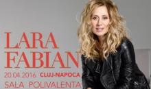 Concertul LARA FABIAN din București este SOLD-OUT – bilete încă disponibile pentru concertul artistei  de la Sala Polivalentă din Cluj