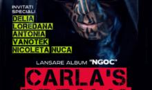 Lansare de album Carla's Dreams la Arenele Romane – program si reguli de acces