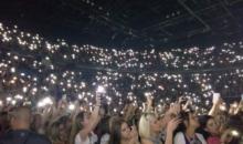 Enrique Iglesias si-a sarbatorit ziua de nastere alaturi de cei peste 19.000 de fani prezenti la concertul din Zagreb!