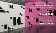 Tania Mouraud: Prima expoziție personală în România a importantei artiste contemporane