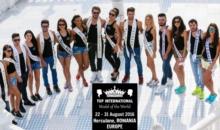 "Concursul de modeling ""Top International Model of The World"" vine in Romania!"