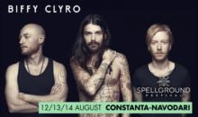 Ultimul album Biffy Clyro vinde mai bineîn UKdecât Adele și Coldplay la un loc