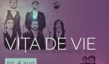 Vita de Vie si Domino concerteaza in gradina Casei Universitarilor Bucuresti