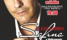 In luna august, clujenii primesc bilete cu titlu gratuit  la concertul tenorului ALESSANDRO SAFINA