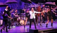 Adi Cristescu – opening act in concertul Ultimate thriller sustinut de trupa lui  Michael Jackson