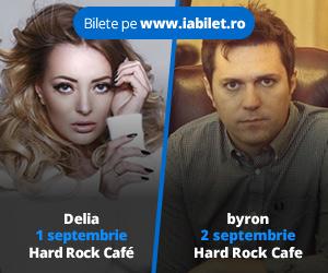 Concerte Delia & byron