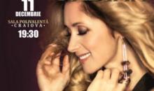 LARA FABIAN va straluci intr-un nou concert pe scena Salii Polivalente din CRAIOVA