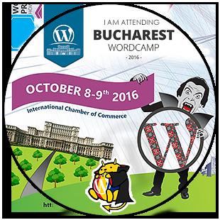 WordCamp Bucharest 2016