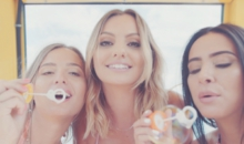 "Alexandra Stan forteaza vara prin videoclipul ""Ciao"""