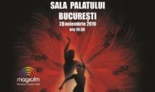 """""""Carmina Burana"""", spectacolul dansatorilor Ballet Famenco de Madrid, reprogramat pentru 28 noiembrie"""