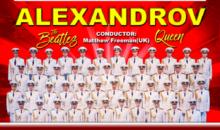 Ansamblul Alexandrov, Marele Cor al Armatei Rosii concerteaza la Bucuresti si la Constanta