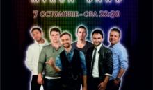 Concert Emanuel Mirea Band la Hard Rock Cafe, 8 octombrie 2016
