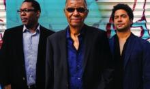 Concert Jack Dejohnette Trio feat. Ravi Coltrane la Sala Radio