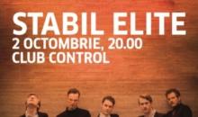 STABIL ELITE – live in Club Control