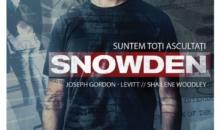 Snowden, de Oliver Stone – în cinematografe din 18 noiembrie
