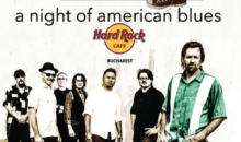 """A night of American blues"" cu The Jimmys"