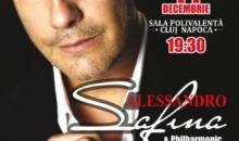 Vești excelente despre concertul celui mai popular tenor al lumii, ALESSANDRO SAFINA