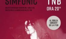 Dublu concert pentru Alexandra Ușurelu, pe 30 ianuarie la TNB