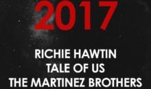 INTERSOLAR, de Revelion la Sofia, cu Richie Hawtin